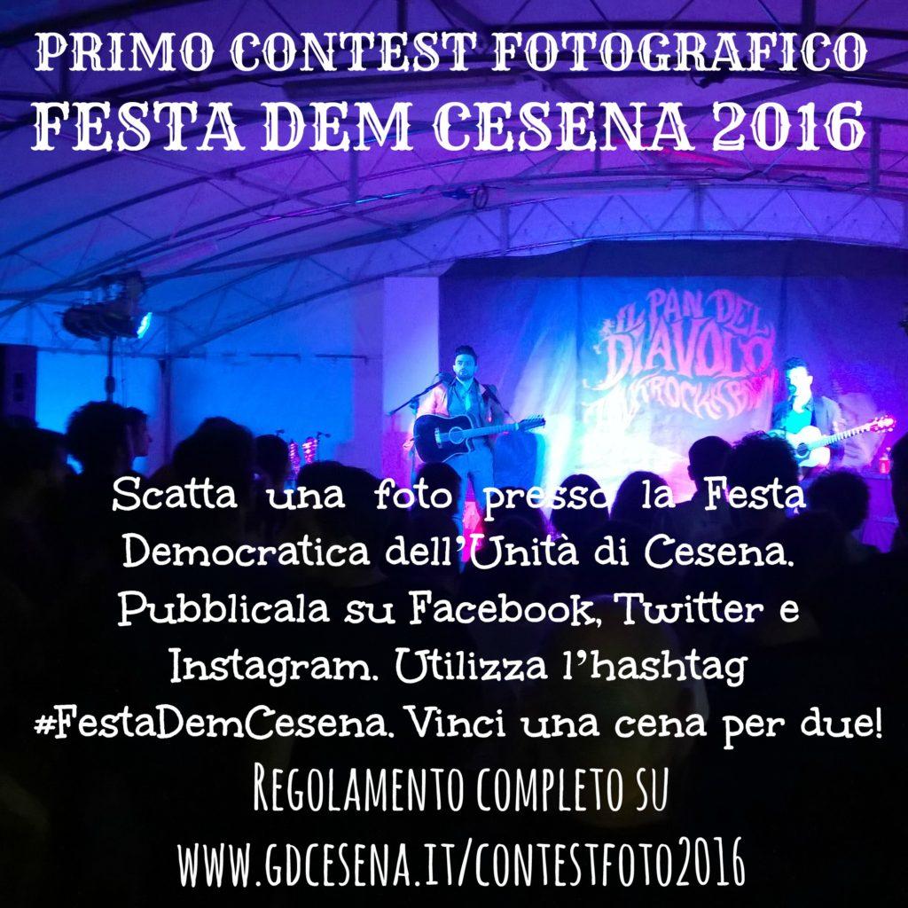 Contest Foto 2016