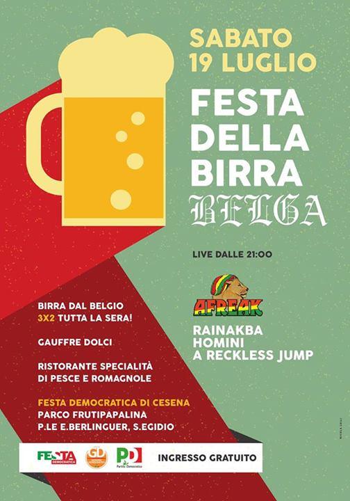 Festa della Birra Belga 2014