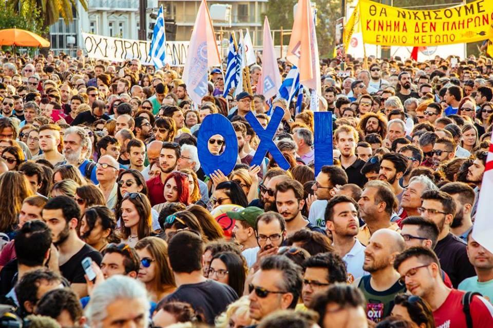 volti piazza syntagma