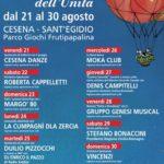 Festa dell'Unità di Cesena 2020