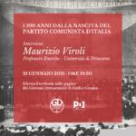 I 100 anni del PCI Maurizio Viroli