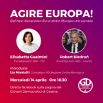 Elisabetta Gualmini Lia Montalti Robert Biedron